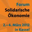 Germania: I° Forum dell'economia solidale tedesco